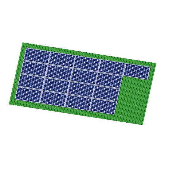 Railless Solar Mounting